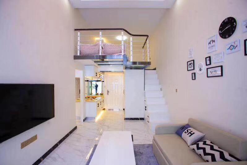 3万买市中心酒店式公寓70年产权民用水电