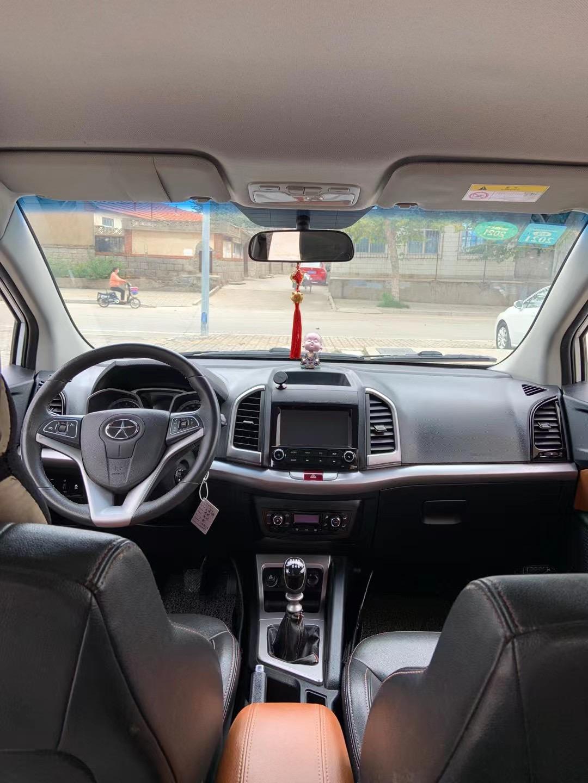 准15年江淮S3 1.5手动挡6速高配,一手车从未过户
