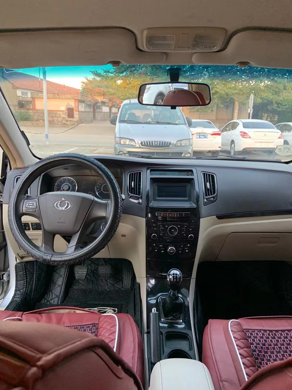 13年吉利全球鹰GC7,1.5手动挡高配,乳山本地私家车